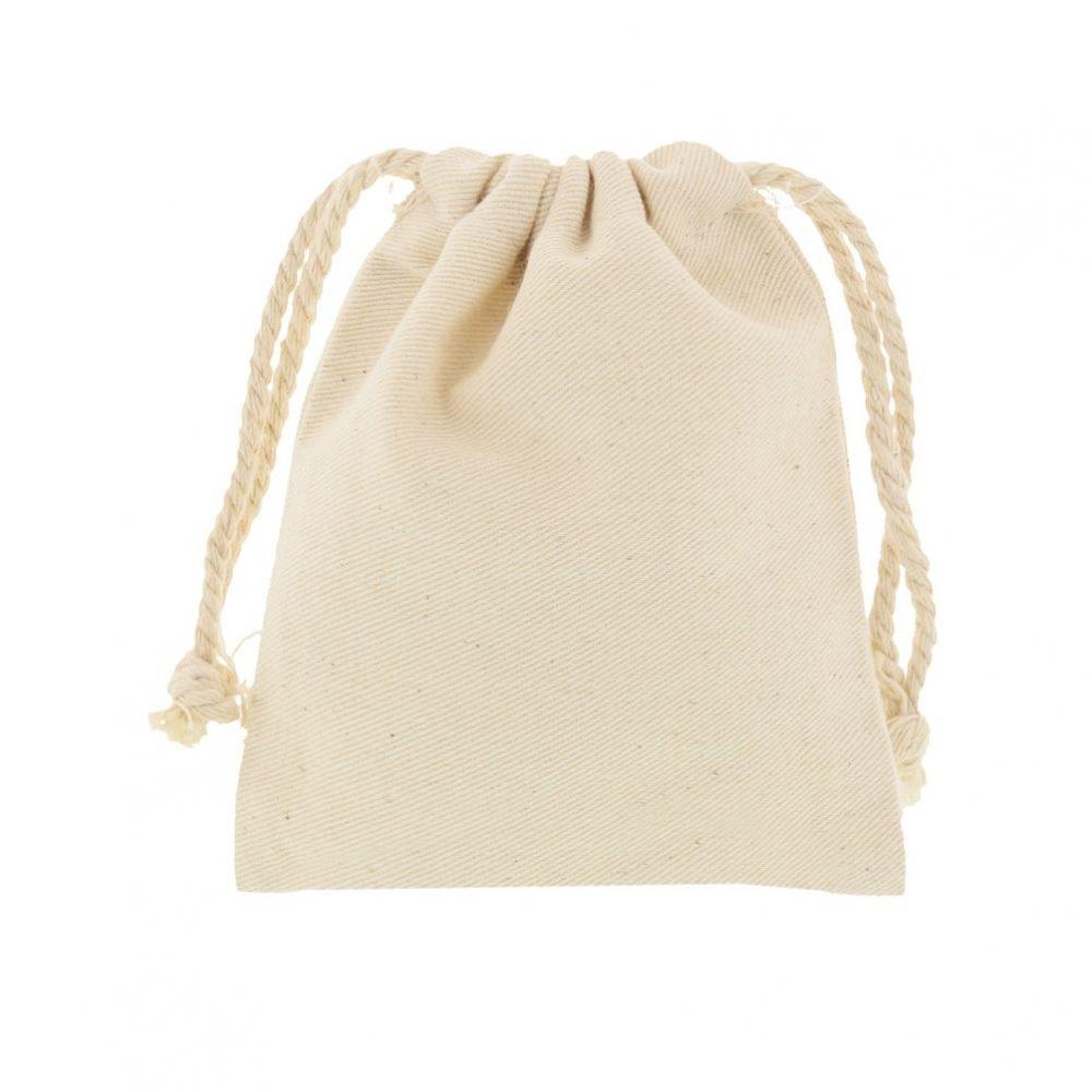 Baumwollsäckchen 9,5x12cm